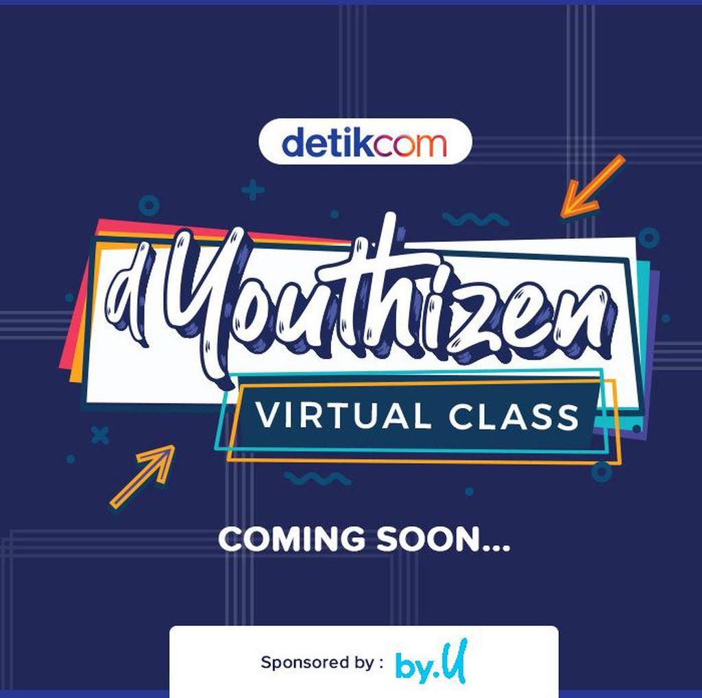 Dear Mahasiswa, Ayo Ikutan dYouthizen Virtual Class!