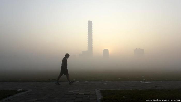 Polusi Udara Bisa Tingkatkan Risiko Fatalitas Covid-19?