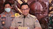 Anies soal PSBB Jakarta Hari Pertama: Jalanan Sangat Sangat Sepi