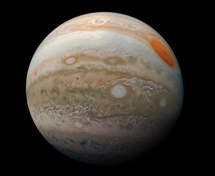 Jika Bumi sedang dilanda kekhawatiran akan wabah virus corona, lain halnya dengan planet Jupiter yang baru-baru ini terpantau sangat menawan dan indah.