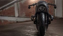 Modifikasi BMW R NineT: Wujud Futuristis Motor dari Masa Depan