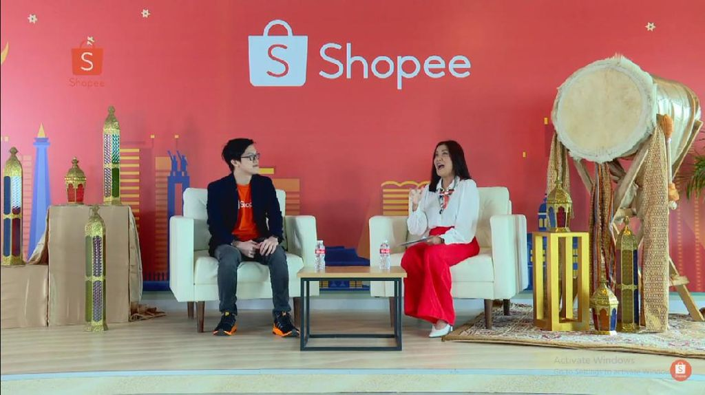 Masa Sulit Corona, Shopee Bagi-bagi Rp 100 Miliar Buat Penjual
