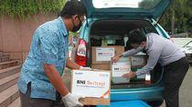 BNI Hi Movers Ajak Masyarakat Antarkan Semangat bagi Terdampak Corona