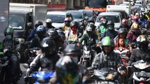 Potret Kemacetan Jakarta Jelang Penerapan PSBB di Ibu Kota