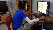Sekolah di Rumah, Siswa SMP Ini Punya Tips Belajar Asyik Lewat Game