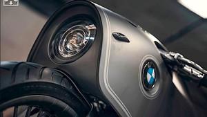Modifikasi BMW R NineT dari Masa Depan