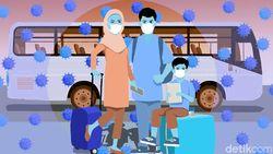 Klaster Keluarga Jadi Tren Penyebaran Corona Tertinggi di Surabaya