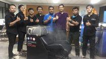 Nano Cabin Healing, Inovasi UPI Tangkal COVID-19 dan TBC