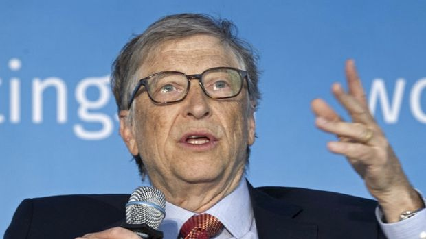 Bill Gates. (AP Photo/Jose Luis Magana, File)