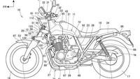 Wow, Honda Bakal Adopsi Suspensi Mobil di Produk Motornya
