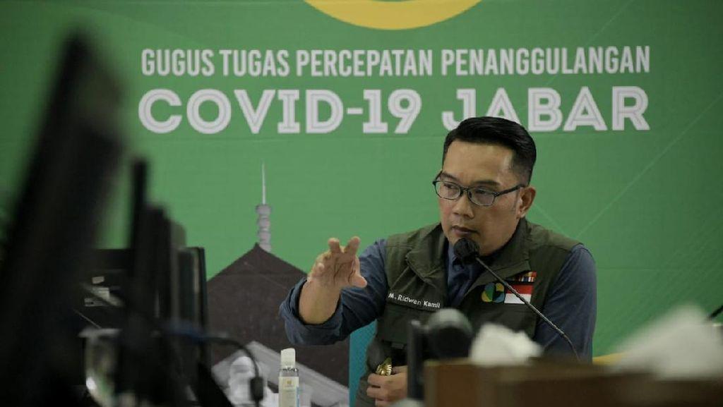 Ridwan Kamil: Depok Bukan Lagi Zona Merah Corona