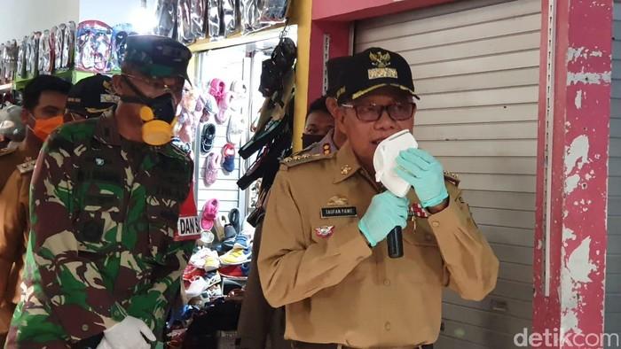 Wali Kota Parepare Taufan Pawe (Hasrul Nawir)