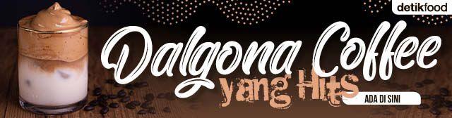 Dalgona Coffee dimana-mana, apalagi musim Corona sekarang ini