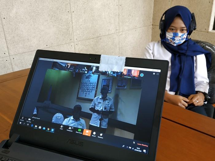 Musrenbang Via Teleconference di Pacitan Saat Wabah COVID-19