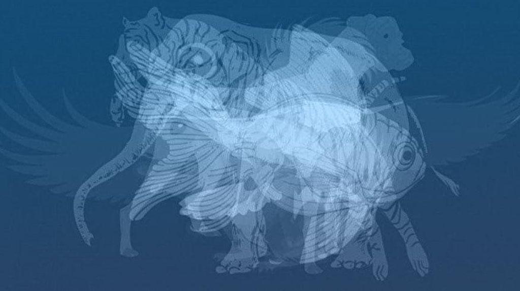 Tes Psikologi: Gambar Harimau atau Anjing yang Pertama Kali Kamu Lihat?