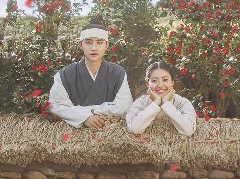 drama korea romantis 100 Days My Prince