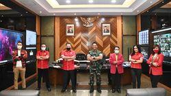 Gaet TNI AD, MPR Gelar Sosialisasi 4 Pilar dan Pelatihan Bela Negara