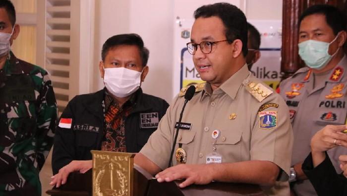 Masa Psbb Di Jakarta Sampai 23 April Bisa Diperpanjang
