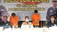 Wanita Bandar Narkoba Ditangkap Polres Jakut, Kurirnya Ditembak Mati