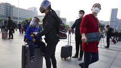 Bandara di Wuhan Kembali Bernyawa