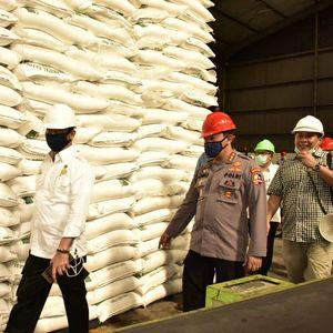 Jelang Ramadhan Harga Gula Naik, Mentan Pantau Stok di Pabrik