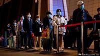 Lockdown Dicabut, Ribuan Orang Berbondong-bondong Tinggalkan Wuhan