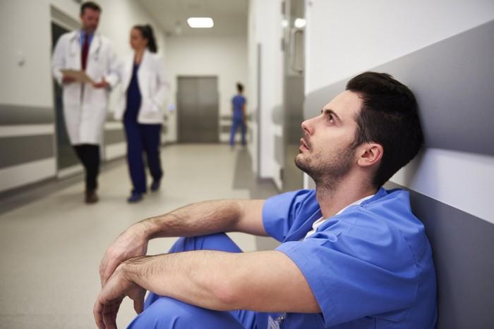 Ilustrasi perawat