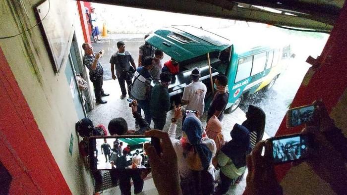 Mahasiswi ditemukan tewas bersama janin 7 bulan di kamar kos
