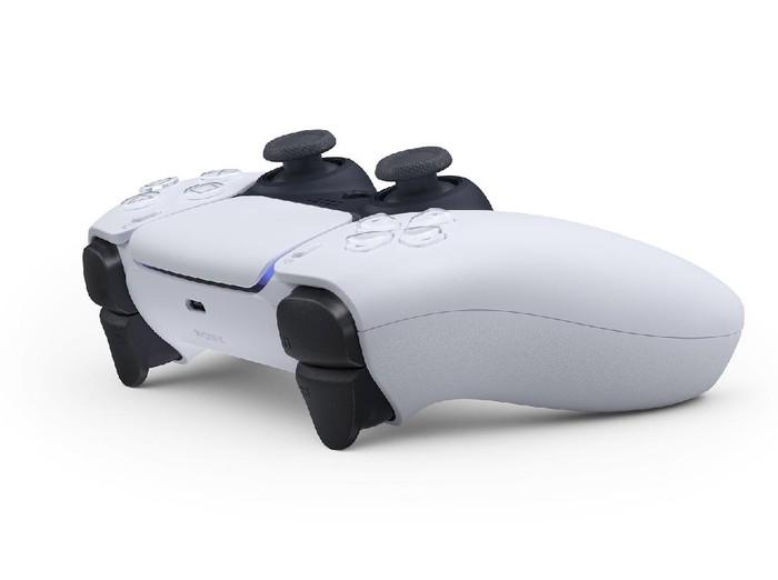 Sony DualSense, kontroler untuk PlayStation 5.