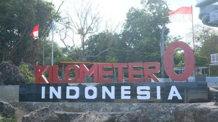 Kilometer Nol Indonesia di Sabang