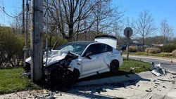 Hitungan Menit Keluar Dealer, BMW Senilai Rp 5 Miliar Langsung Babak Belur