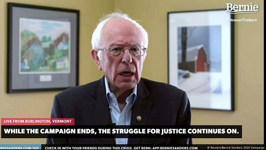 Mampukah Dukungan Sanders untuk Biden Kalahkan Trump di Pilpres AS?