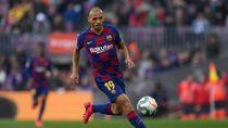 Janji Martin Braithwaite untuk Barcelona