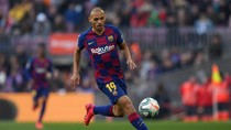 Braithwaite Jadi Pewaris Nomor 9 Barcelona Milik Suarez