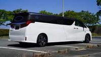 Wujud Toyota Alphard Jadi Mobil Pengangkut Jenazah, Panjangnya 6,5 Meter
