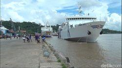 Pembatasan Orang Masuk, Kapal Swasta Samarinda-Parepare Setop Operasi