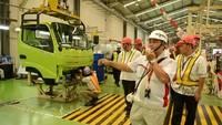 Satu Lagi Pabrik Otomotif RI Setop Sementara karena Corona, Kini Giliran Hino