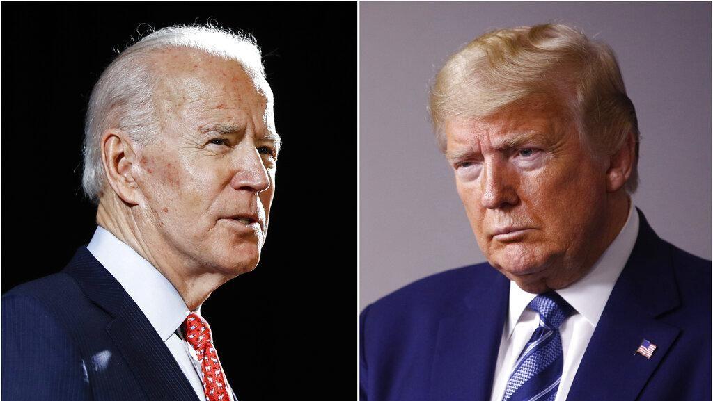 Biden Sebut Trump Bodoh Tak Pakai Masker, Inggris Revisi Kematian Corona