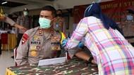 Stok Darah Menipis, Ratusan Personel Brimob Polda Jabar Lakukan Donor
