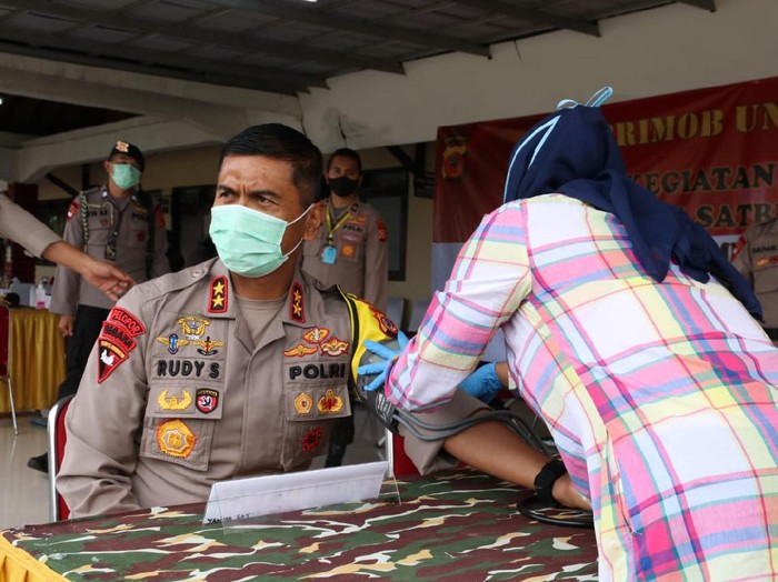Kapolda Jabar Irjen Rudy Sufahriadi