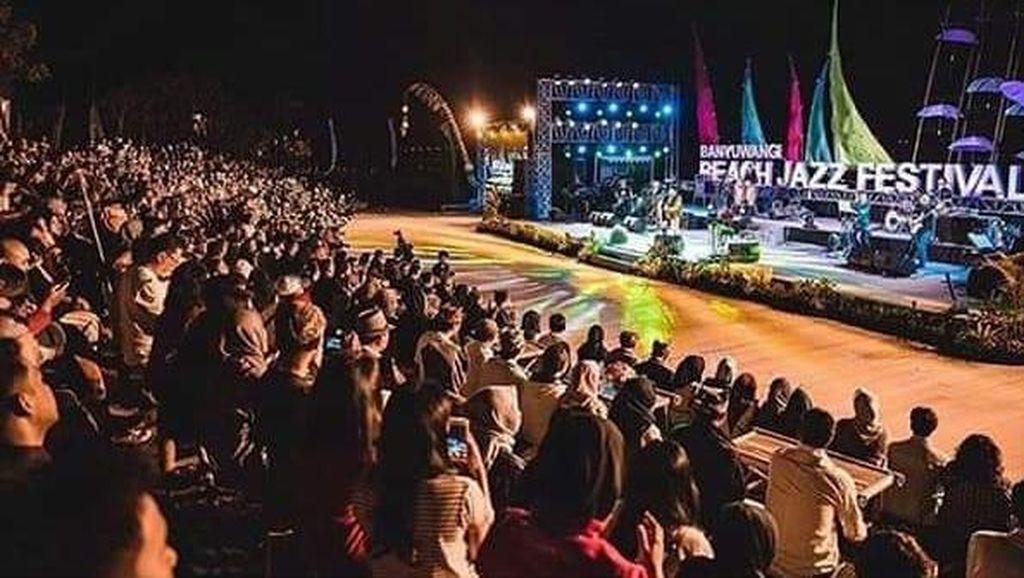 Sosok Glenn Fredly di Mata Bupati Anas Saat Tampil di Banyuwangi Jazz Festival