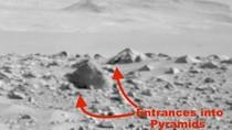 Ada Piramida di Planet Mars?