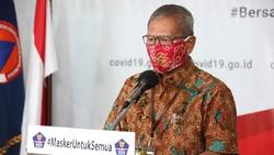 Hasil Kebijakan Pakai Masker Diharap Mulai Terlihat Minggu Depan
