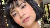 Tampilan Kesibukan Vanessa Angel di Rumah Saja Saat Hamil