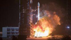 Anomali Roket Jadi Sebab Kegagalan Satelit Nusantara Dua
