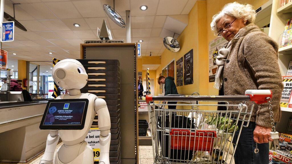 Robot Bakal Gantikan Pekerjaan Manusia, tapi Kapan?