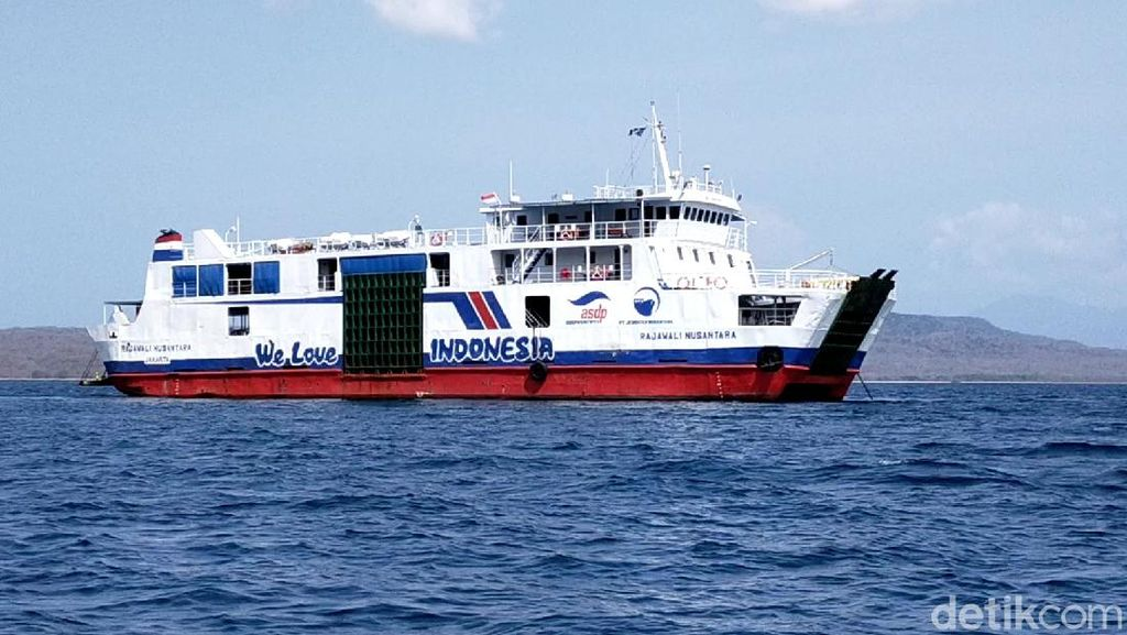 Penyeberangan Kapal Feri ke Bali Belum Pulih, Ini Penyebabnya