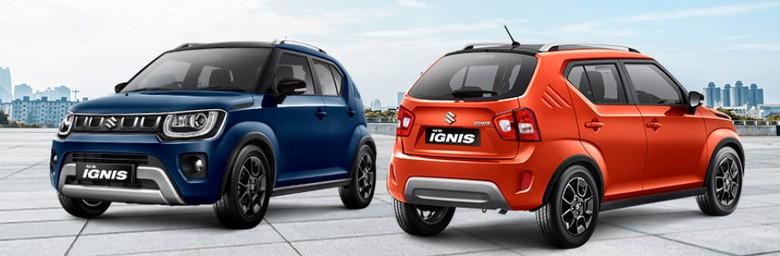 Suzuki New Ingnis