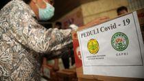 Bantuan untuk Lawan Corona Terus Mengalir
