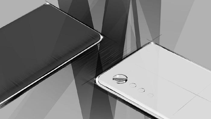Desain Baru Ponsel LG